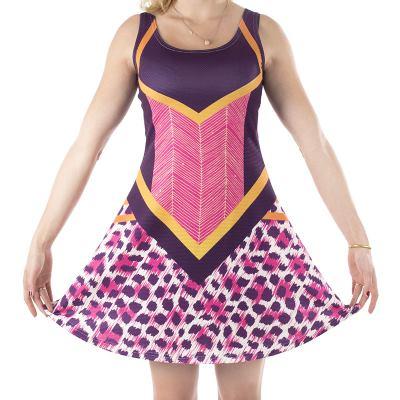 Personlig skater klänning