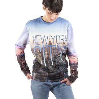 New York photo jumper