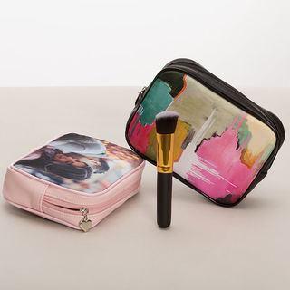 Trousse à maquillage personnalisée avec photo et design