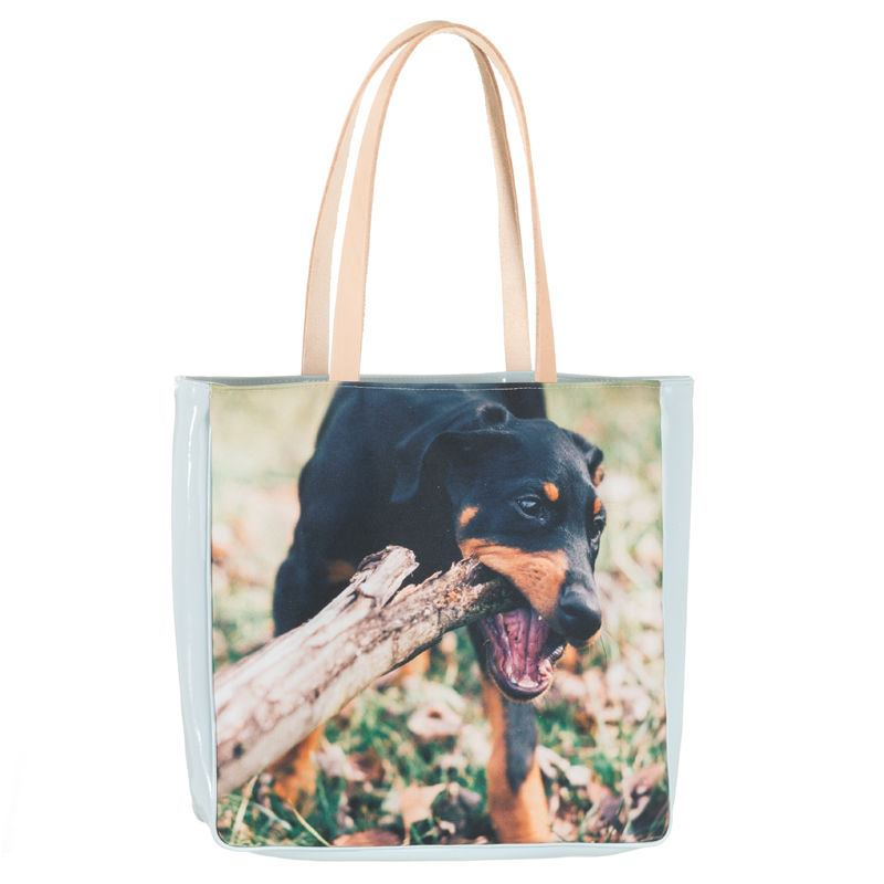 Photo Shopping Bags Online | Custom Shopping Bags With Photos