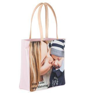 Shopper Tasche mit eigenem Design gestalten