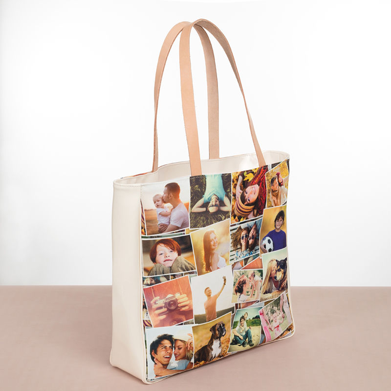 Photo Shopping Bags Online Custom Shopping Bags With Photos