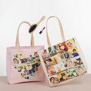 bolso de playa personalizado con fotos