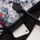 Custom Zip Top Handbag Inside