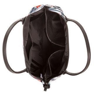 sac en toile personnalisé ouvert