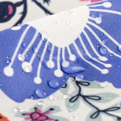 Waterproof stof bedrukken
