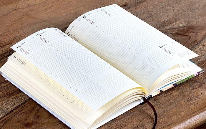 Journal personnalisé