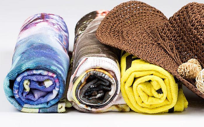 Personliga handdukar