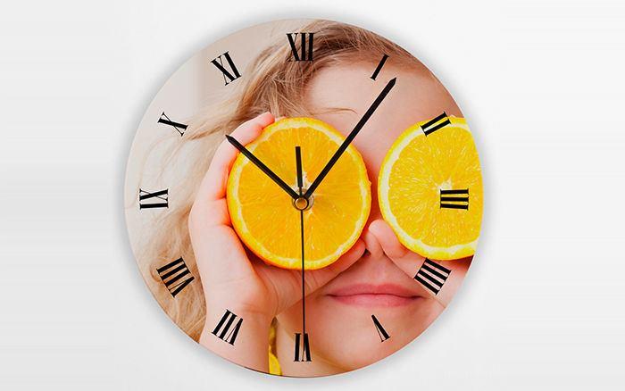 Personliga klockor