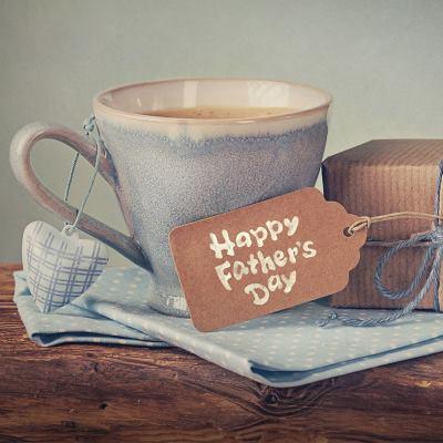 Personliga fars dag presenter