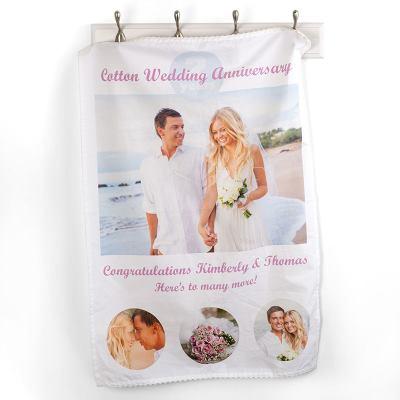 bröllopspresenter 1 år