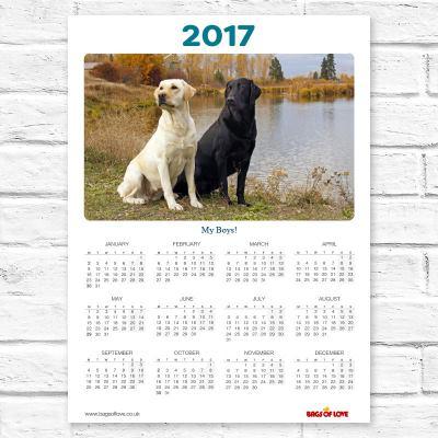 Stampa calendario gratis