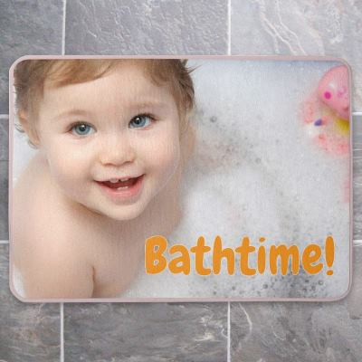 Personalised Bath Mat