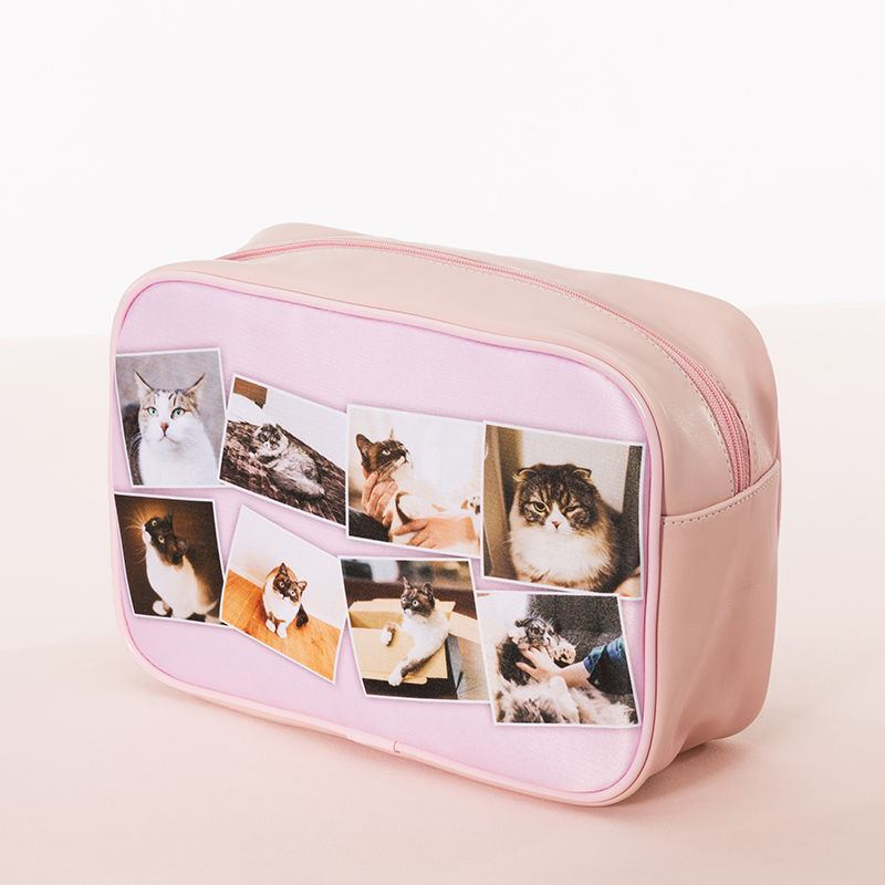 customized toiletry bags personalized toiletry bag with your photos