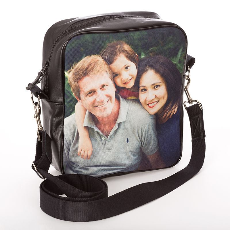 borsello personalizzato con foto