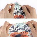 Print Lycra Fabric 4 way stretch