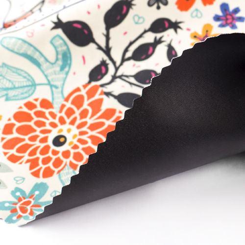 Blackout waterproof material fabric