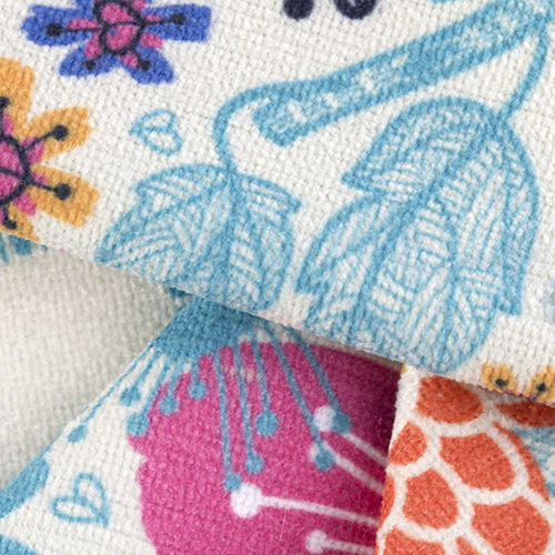 Chenille fabric icons