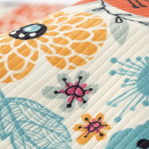 tessuto a maglia a coste