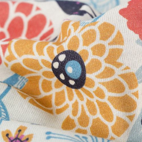 Frontera Cotton Jersey fabric uk