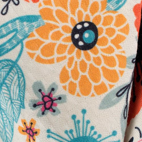 Tissu Jersey motif Diamant à imprimer