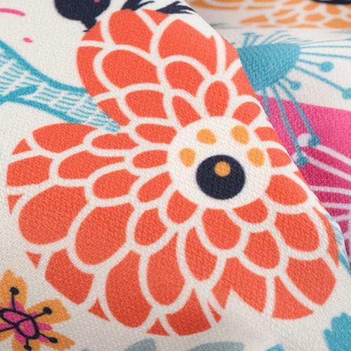 sublimacion textil en algodon lima twill