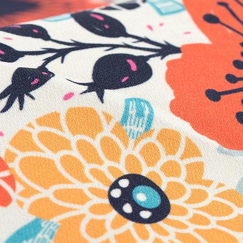 Lima Cotton Poplin ticking fabric