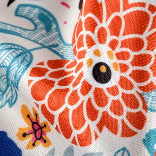 impresion textil sobre satén monroe