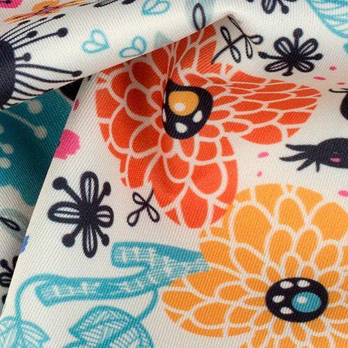 scuba fabric printing