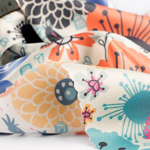crear impresion textil en seda sensation