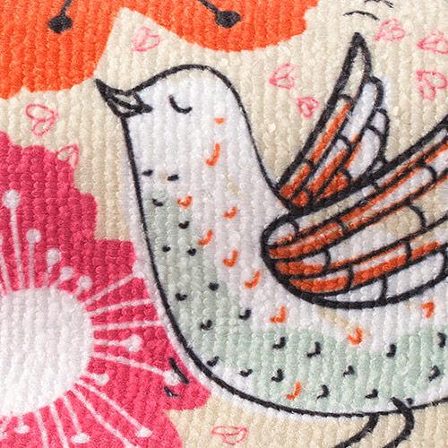 custom towel fabric