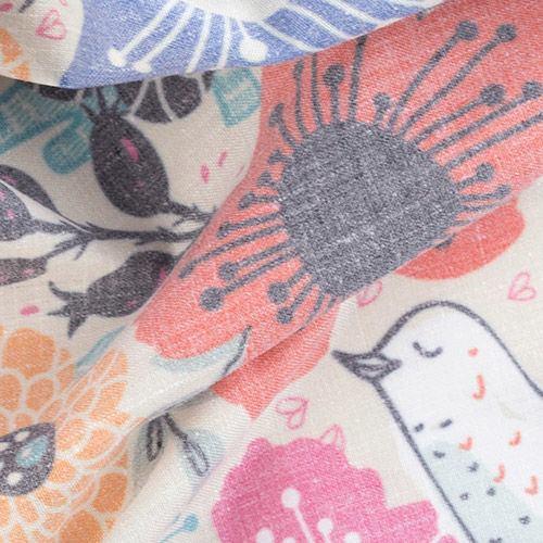 polialgodón vintage tela para patchwork