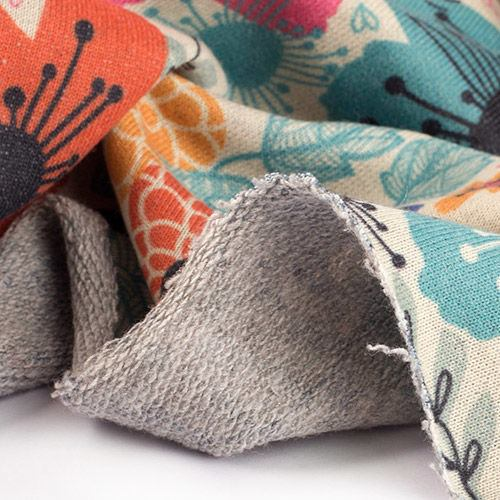 tela french terry para patchwork
