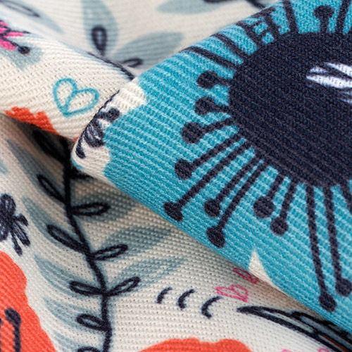 sublimación textil en sarga tipo trafalgar