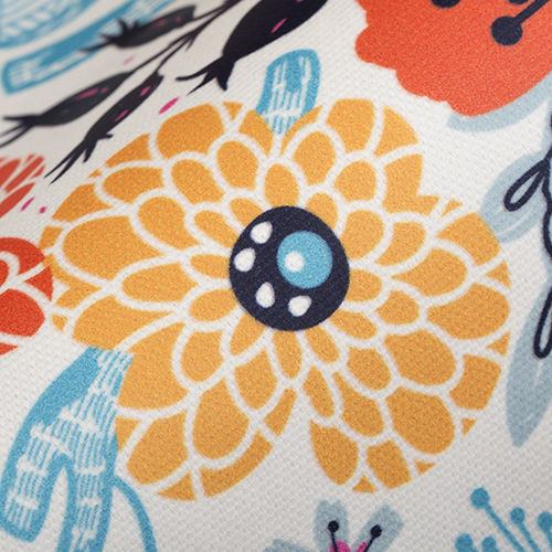 Oilcloth matte waterproof cotton fabric