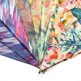 custom printed silk