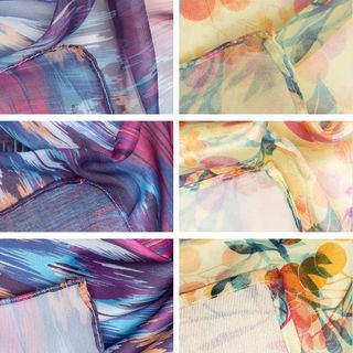 スカーフ印刷