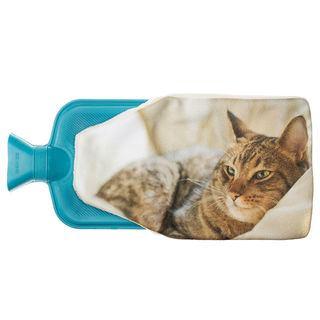 personalisierte Wärmflasche mit Foto