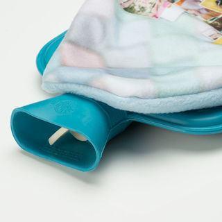 custodia borsa acqua calda con foto
