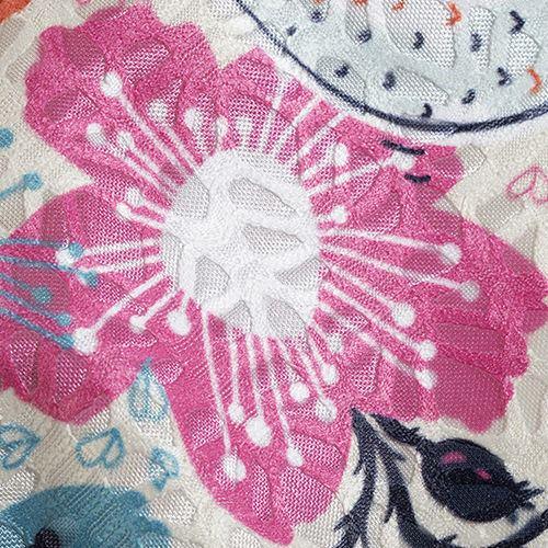 telas personalizadas de encaje floral