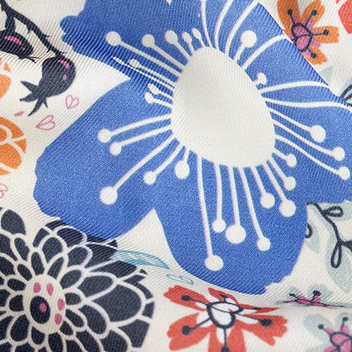 Victoria Viscose Twill Fabric