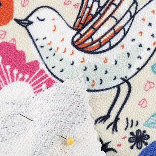 personalizar tela ecológica gaiga