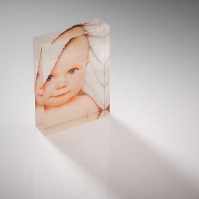 stampa foto su acrilico