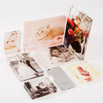 marco de fotos acrílico regalo