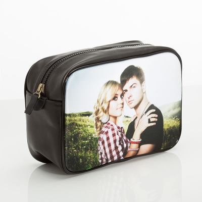 3rd Anniversary Wash Bag for Him