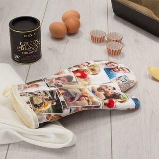 guantes de cocina personalizados horno