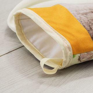 guantes de cocina personalizados detalles