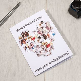 thank you card for mothers day