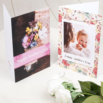 Tarjetas personalizas día de la madre