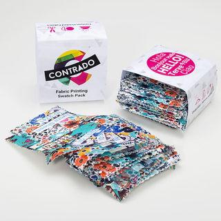pack échantillons tissus imprimés